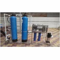 Double Vessel RO Plant 250 LPH