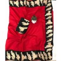 Silk Party Wear Designer Mudra Kalamkari Saree