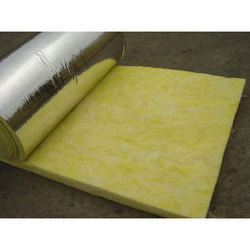 Glass Wool With One Side Aluminium Foil