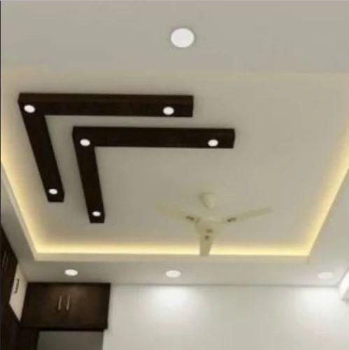 White False Ceiling Sachdeva Home Decoration Id 20051853791