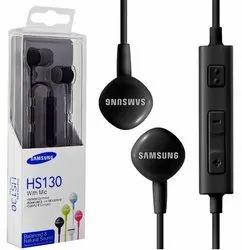 Samsung Black Earphone