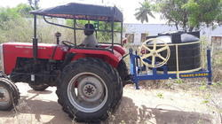 Tractor PTO Sprayer