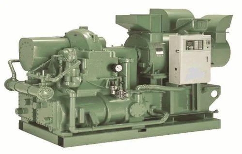 Industrial Screw Air Compressors
