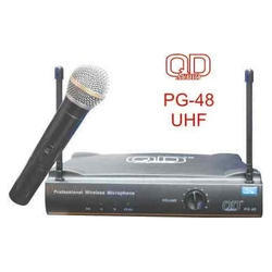 QD Audio UHF PG48 Microphone