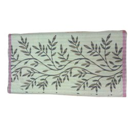 Nylon Floral Printed Towel