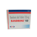 Bandrone Ibandronic Acid Tablets, 1 Tablet