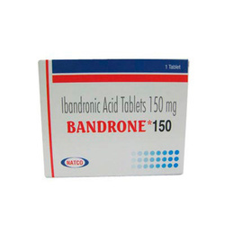 Bandrone Ibandronic Acid Tablets