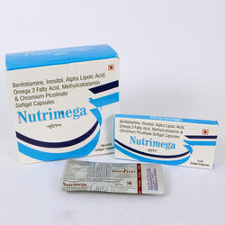 Methylcobalamin & Chromium Picolinate Softgel Capsules