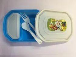 Kerolin Plastic School Kids Lunch Box Kemina Small