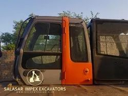 Tata Hitachi Zaxis ZX 210 Excavator Operator Cabin Assembly.