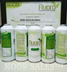 R134A Fluoro Refrigerant Gas