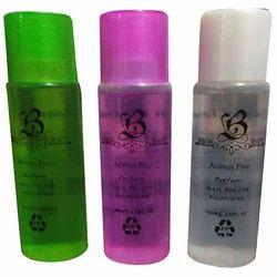 Acetone Free Perfumed Nail Polish Remover