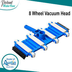 8 Wheel Vacuum Head