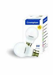 Crompton 9w B22 White LED Bulb