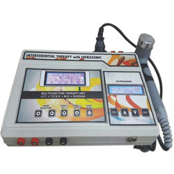 Interferential Therapy with Ultrasonic