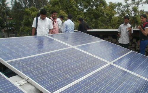 Solar Power Developer Training Service in Adyar, Chennai, Florance
