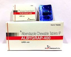 Albendazole 400 mg Tablets