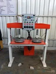 Double Die Paper Dona Making Machine, 240 V, Electric