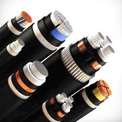 Copper And Aluminum XLPE Industrial Power Cable, 1.1 KV - 33 KV