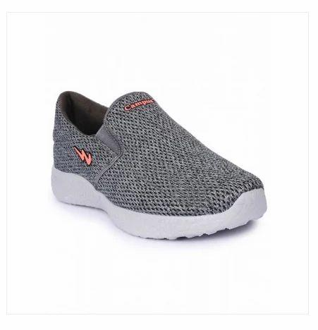 Campus LS-215-DGRY Wave Shoes, Size: 6