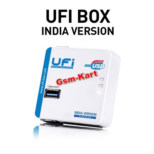 Ufi Box Indian Version