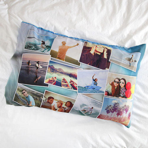 Printed Pillow Cover Rs 650