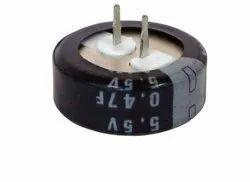 0.47F5.5V Super Capacitors