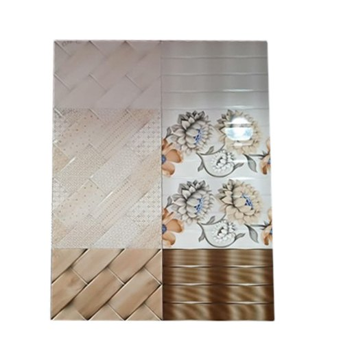 Ceramic Printed ceremic wall Tiles, Size: 2 Feet X 2 Feet, Thickness: 5-10 mm