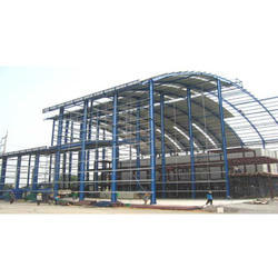 Peb Structural Industrial Shed