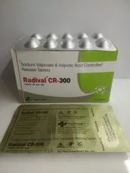 Sodium Valproate & Valproic Acid Controlled Release Tablets