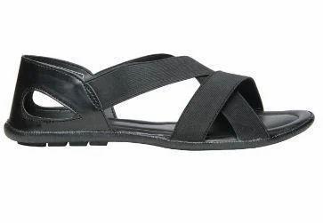 9358ace64f6ac Bata Black Sandals For Women F551608200