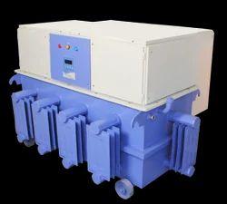 Vertex Three Phase Servo Controller Stabilizer, 1 - 20 KVA