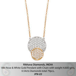 Party Wear Diamond Necklace