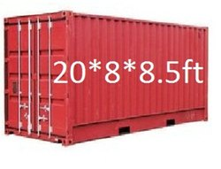 Shipper's Own Container