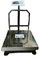 Platform Weighing Scale 600 x 600 mm