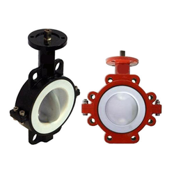 PTFE Lining Coating Valves