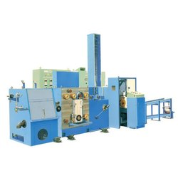 Automatic Electric Cable Making Machine