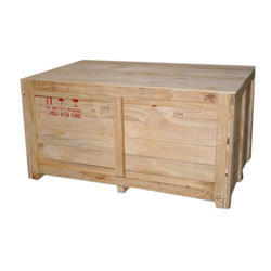 Hard Wood 1200x750mm Wooden Packaging Box