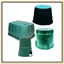 Heavy Duty Polypropylene Earth Pit Cover