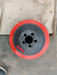 230x75 Pu Drive wheel