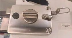 Stainless Steel Twinbolt Door Lock