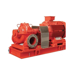 Fire Electric Pump Set