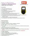 Gas Detector Multi