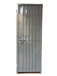 Iron Coated Door For Commercial