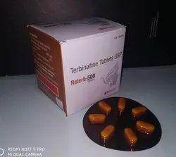 Terbinafine 500mg Tablets