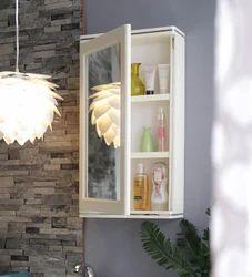 Ciplaplast Plastic Mirror Cabinet, For Bathroom, Size/Dimension: 84 X 35 X 12 Cm