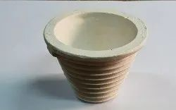 Laboratory Ceramic Crucible