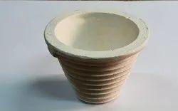 Laboratory Ceramic Crucible