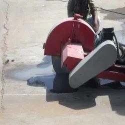 concrete slab cutting services