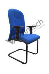 Blue Visitor Office Chair